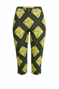 Marc Jacobs Printed Cropped Leggings