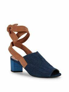 Rally Peep Toe Sandals