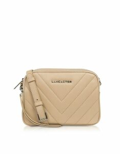 Lancaster Paris Designer Handbags, Parisienne Couture Small Crossbody Bag