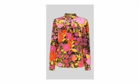 Luella Bloom Silk Shirt