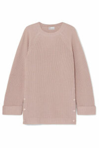 REDValentino - Ribbed Wool Sweater - Blush