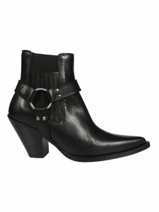 Maison Margiela Pointy Ankle Boots