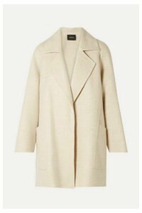 Akris - Bessy Cashmere Coat - Cream
