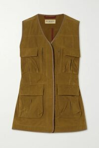 James Perse - Cotton-jersey Hoodie - Gray