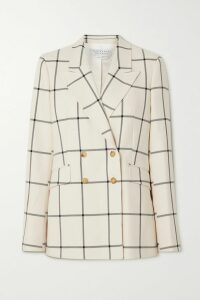 Alice + Olivia - Farrel Belted Crepe Wide-leg Pants - Red