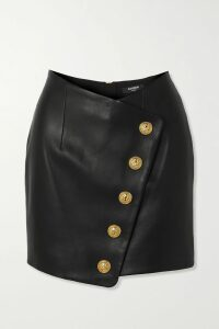 Hervé Léger - Tulle-trimmed Bandage Dress - Emerald