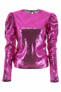 Philosophy di Lorenzo Serafini Sequins Top