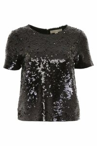 MICHAEL Michael Kors Sequins Top