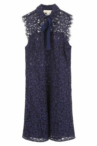 MICHAEL Michael Kors Lace Dress With Bow