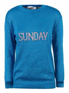 Alberta Ferretti Sunday Knitted Sweater
