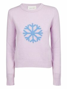 Alberta Ferretti Weather Intarsia Sweater