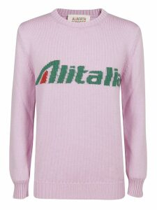Alberta Ferretti Knitted Sweater