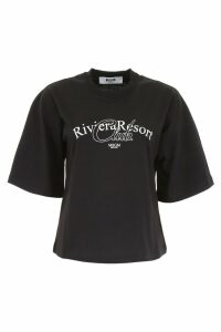 MSGM Riviera Resort Club T-shirt