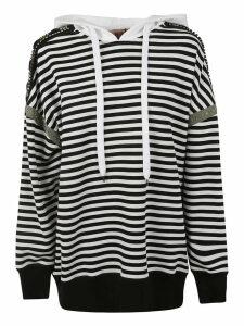 N.21 Striped Hoodie