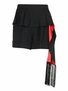 Alexander McQueen Hanging Tassel Shorts