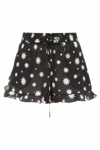 RED Valentino Star Print Shorts