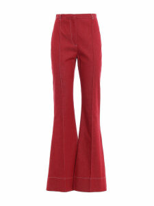 Philosophy di Lorenzo Serafini Flared Trousers