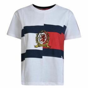 Hilfiger Collection Spliced Logo T Shirt