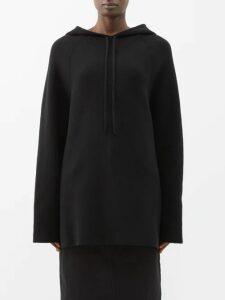 Athena Procopiou - Kalua-print Silk-crepe Dress - Womens - Blue White