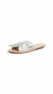 Loeffler Randall Phoebe Knotted Sandal Slides