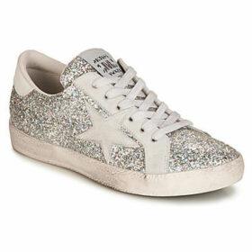 Meline  ARGAGARU  women's Shoes (Trainers) in Grey
