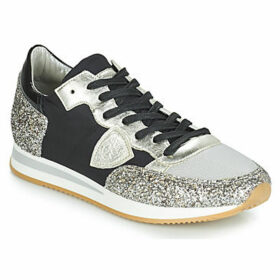 Philippe Model  TROPEZ BASIC  women's Shoes (Trainers) in Black
