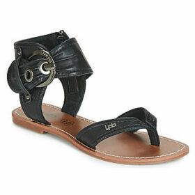 Les Petites Bombes  THALIE  women's Sandals in Black