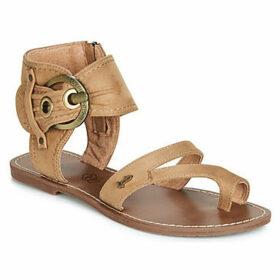 Les Petites Bombes  PENSEE  women's Sandals in Beige