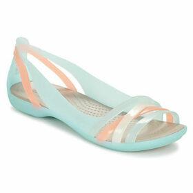 Crocs  ISABELLA HUARACHE 2 FLAT W  women's Sandals in Blue