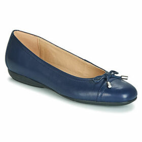 Geox  D ANNYTAH  women's Shoes (Pumps / Ballerinas) in Blue