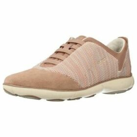 Geox  D NEBULA  women's Shoes (Trainers) in Pink