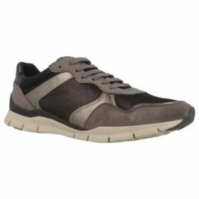 Geox  D SUKIE  women's Shoes (Trainers) in Grey