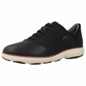 Geox  D NEBULA G  women's Shoes (Trainers) in Black