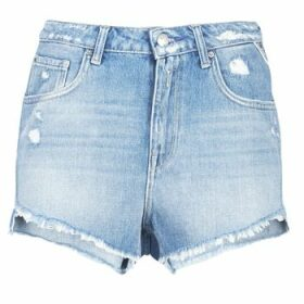 Replay  PABLE  women's Shorts in Blue