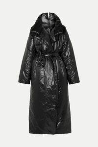Norma Kamali - Sleeping Bag Oversized Shell Coat - Black