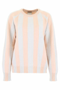 Bottega Veneta Striped Pull