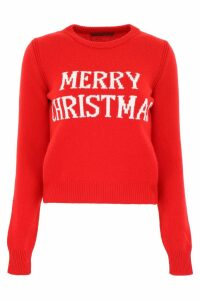 Alberta Ferretti Merry Christmas Pull