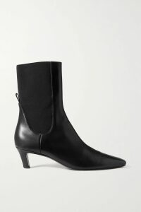 Balenciaga - Printed Textured Stretch-jersey Top - Black