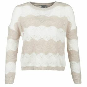 Only  ONLKARO  women's Sweater in Beige