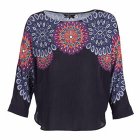 Desigual  BLASSIDY  women's Blouse in Blue