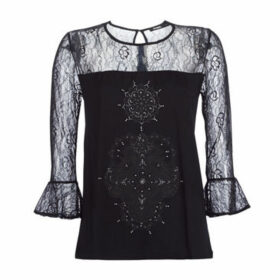 Desigual  ALEGRA  women's Blouse in Black