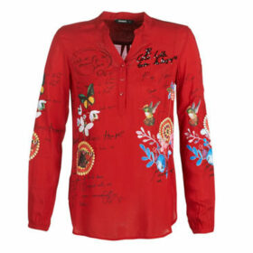 Desigual  DANIELA  women's Shirt in Multicolour