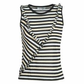 Morgan  DEDI  women's T shirt in Multicolour