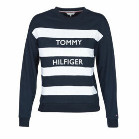 Tommy Hilfiger  KENDRA C-NK SWEAT  women's Sweatshirt in Blue