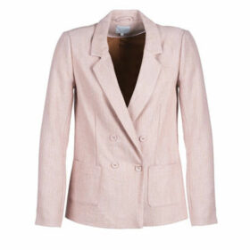 Vila  VIMARENA  women's Jacket in Pink