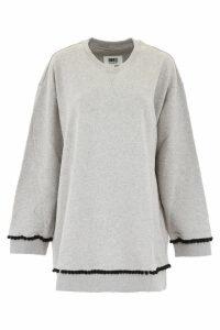 MM6 Maison Margiela Ponpon Sweatshirt