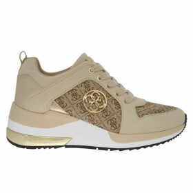 Guess Jaryd Logo Trainers