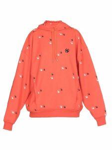 McQ Alexander McQueen Fluo Sweatshirt