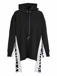 Stella Mccartney Stella Mccartney Logo Stripe Hoodie