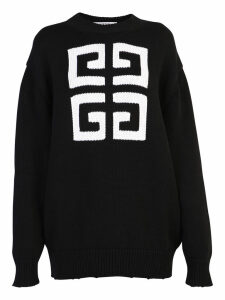 Givenchy Intarsia Sweater